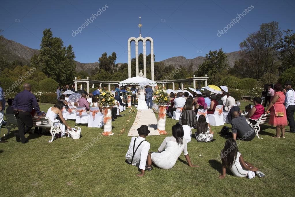 Házasságkötés Dél-Afrikában