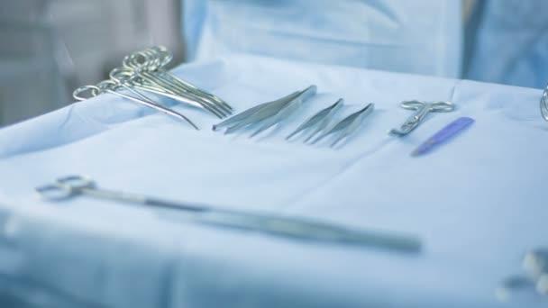 Chirurgické nástroje 01 Hd