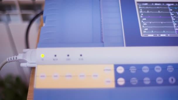 Elektrokardiografické 01 Hd