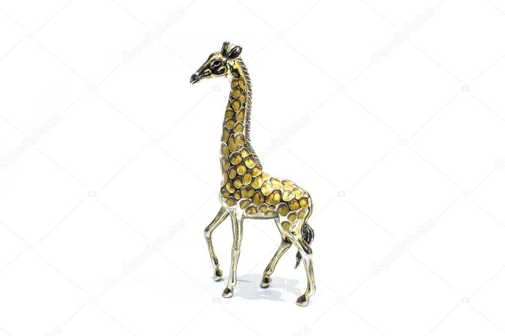 Motyw żyrafa Zdjęcie Stockowe Retratosdelcamino 66434095