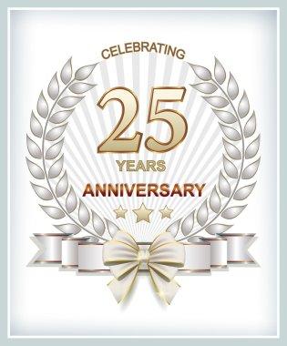 Happy birthday 25 years