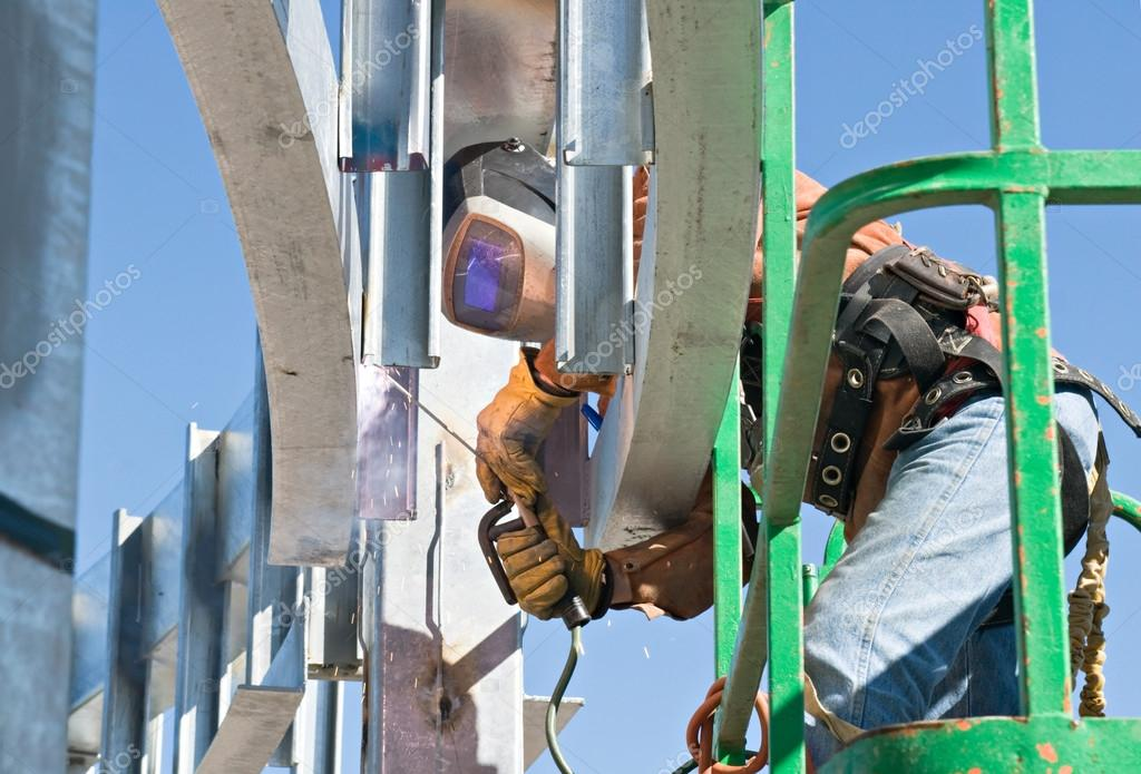 Welding in Tight Places