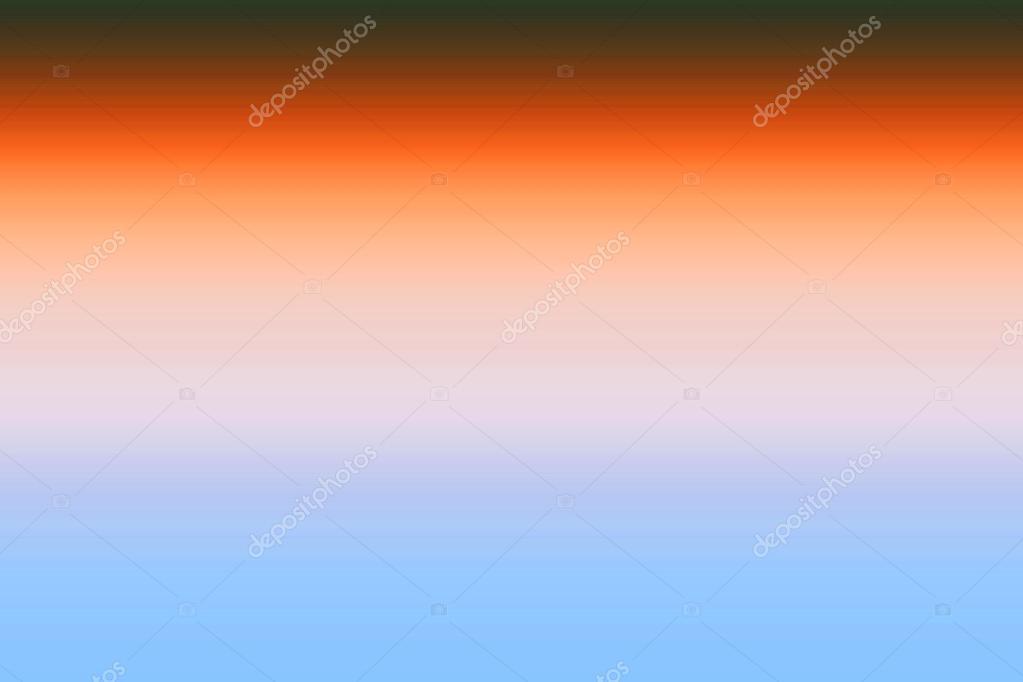 Abstracte koele en warme kleuren getinte achtergrond met