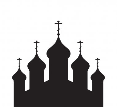 Silhouette of the Orthodox Church