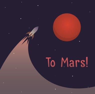 planet Mars mission