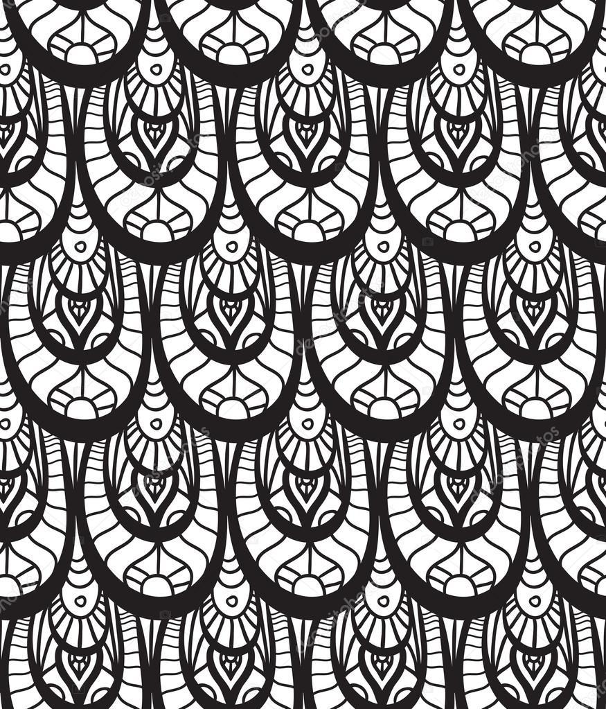 seamless texture bianco e nero vettoriali stock veleri