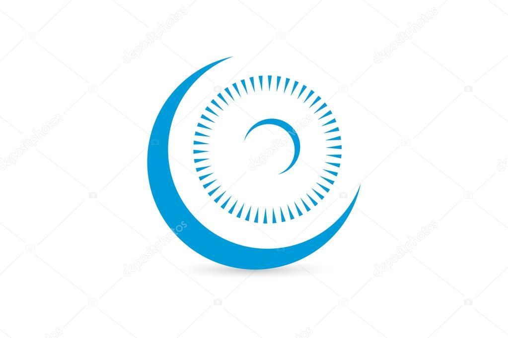 Modern Eye Symbol Stock Vector Alozar 88052158