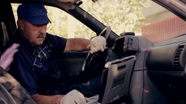 Mechanikus diagnózis, automatikus javítási jármű ellenőrzése, hibák, és a rendelkezésre álló diagnosztikai hiba