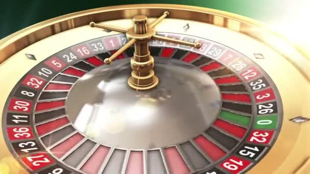 Roullete v pohybu 0020p