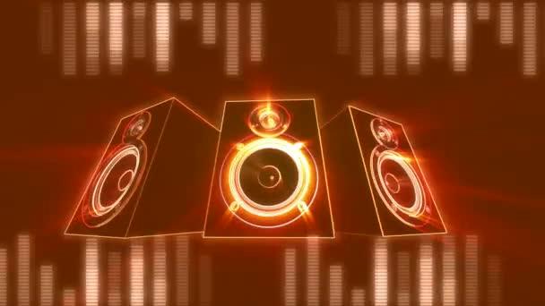 Musica altoparlanti 0011 h