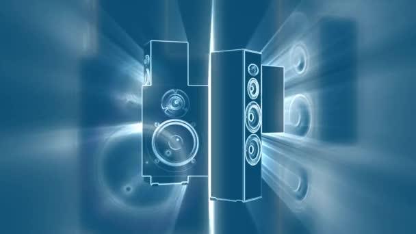 Hudební reproduktory 0014 h