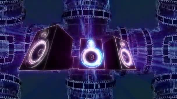 Zenei hangszórók 0040 h