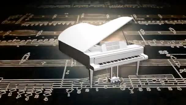 Music Piano Clavier 0066H