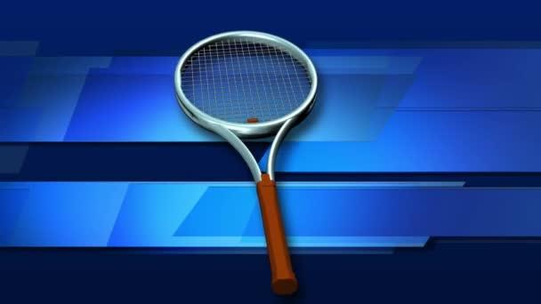 Sportovní tenisová raketa 0001h