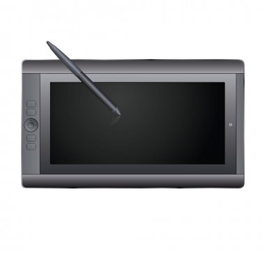 modern graphics tablet