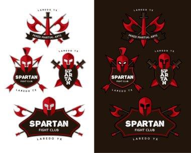 logo set or  fight club