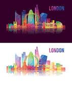 Vorlage: london city travel design