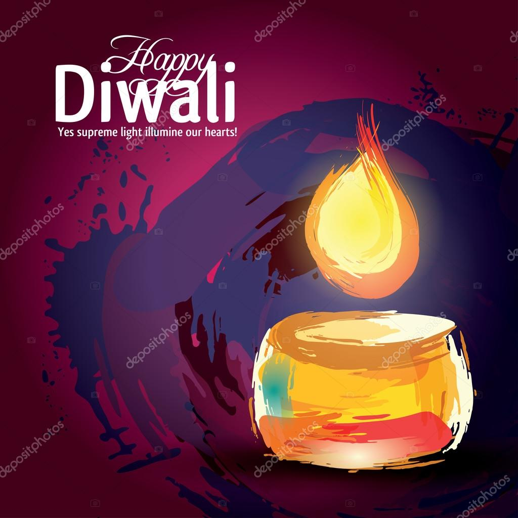 Poster design vector download - Indian Holiday Diwali Poster Design Stock Vector 87237924