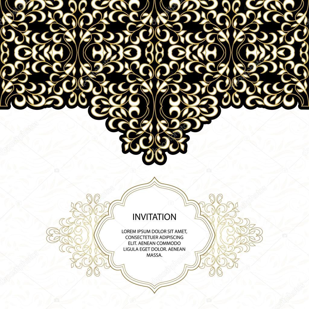Element für Entwurfsvorlage — Stockvektor © sacredolga #105992168