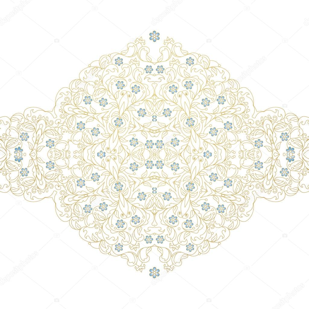 Element für Entwurfsvorlage — Stockvektor © sacredolga #106196178