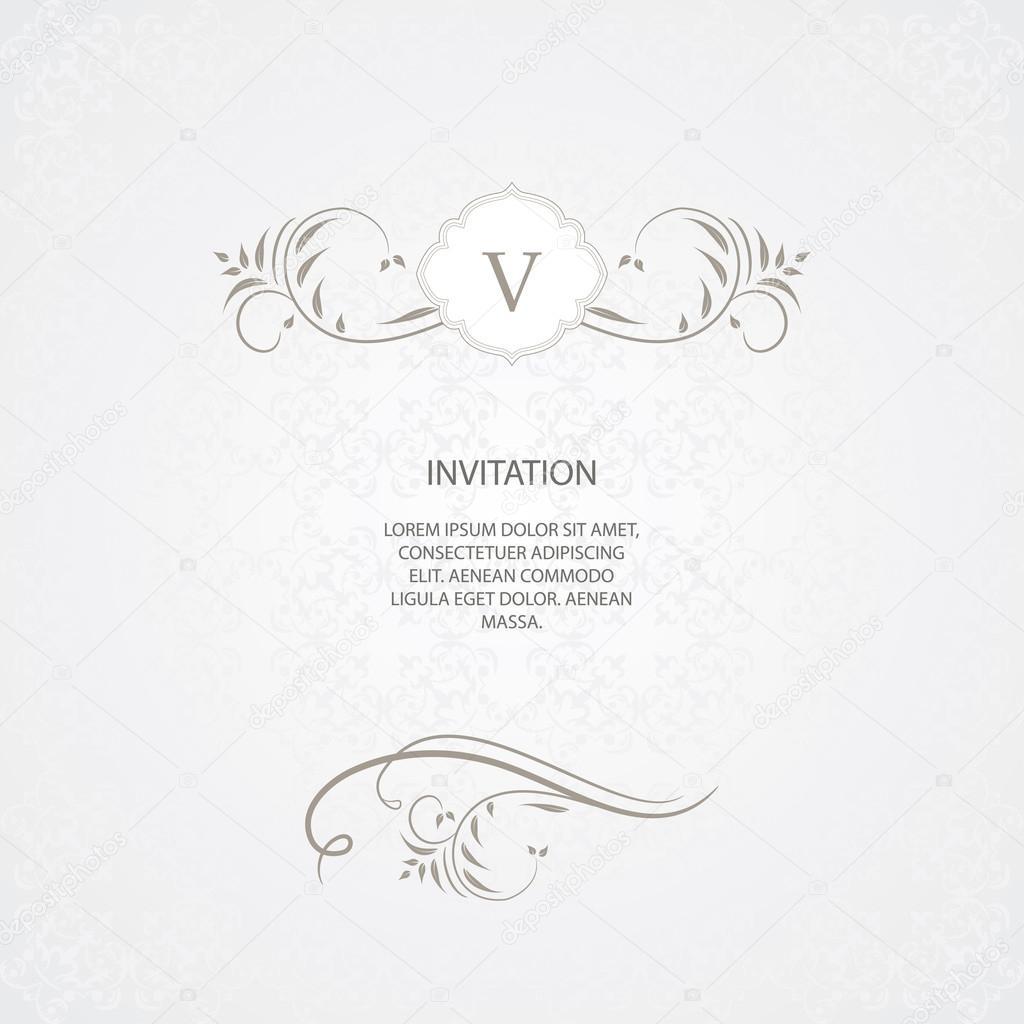 Element für Entwurfsvorlage — Stockvektor © sacredolga #108495968