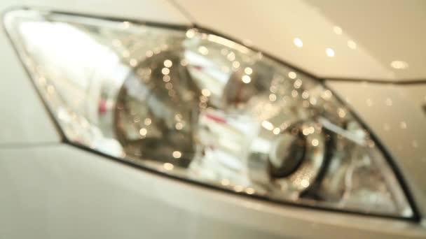 Přední Auto světlometů rozostření zaměření