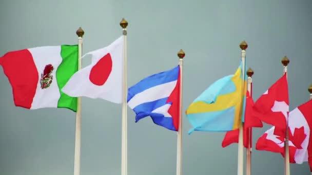 vlajky světa