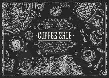 Coffee Shop  frame.