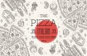 Fotografia Telaio vintage Pizza