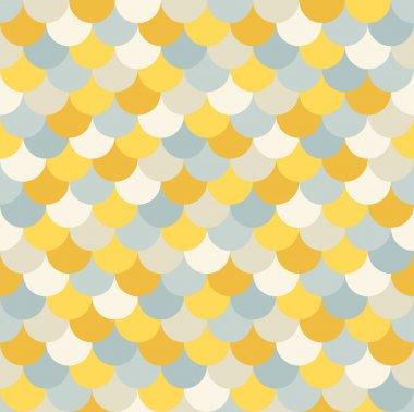Squama Seamless Pattern