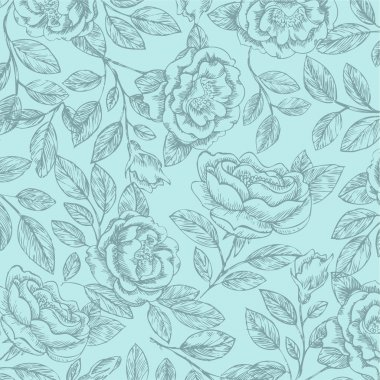 Peony Soft Background
