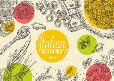 Italian Restaurant Template