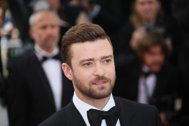 Justin Timberlake attends the 'Cafe Society'