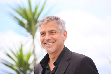 George Clooney attends the 'Money Monster'