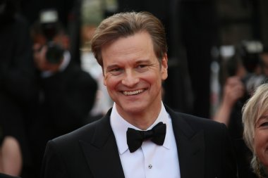 Colin Firth attends the 'Loving'