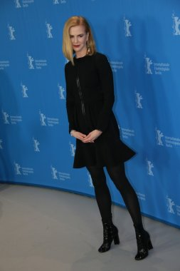 Nicole Kidman attends the 'Queen of the Desert' photocal