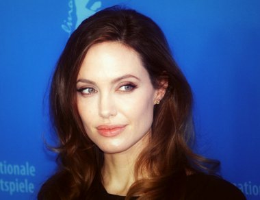 Angelina Jolie attends the 'In The Land Of Blood And Honey' Photocall