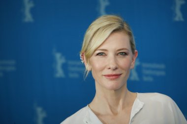 Cate Blanchett attends the 'Cinderella' photocall