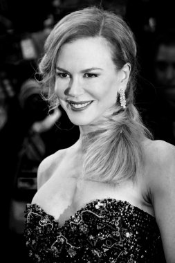 Nicole Kidman attends the opening ceremony and 'Grace of Monaco' premiere