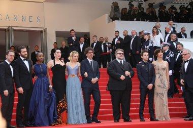 Ethan Coen, Jake Gyllenhaal,Rossy de Palma, Sienna Miller, Joel Coen, Xavier Dolan,Sophie Marceau