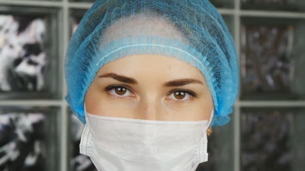Surgical masks dust masks and medial gloves