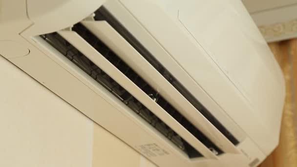 Klimaanlage einschalten