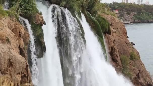 Wasserfall-Duden in Antalya, Türkei - Hintergrund für Naturreisen