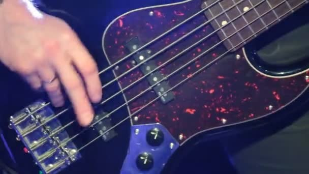 basszus gitáros