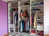 Fotografie wardrobe