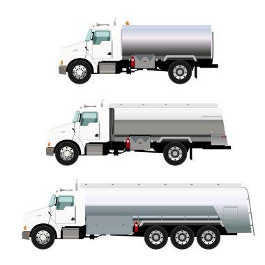 Light Fuel trucks