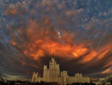 Kotelnicheskaya Embankment Building, Moscow