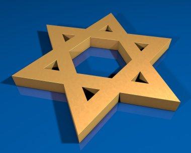 Gold Star of David