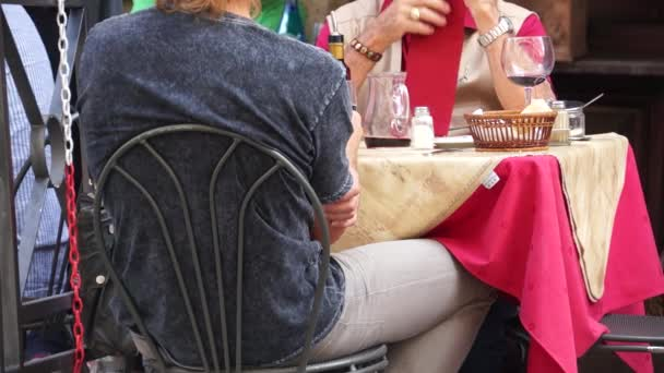 People Eating in Italy