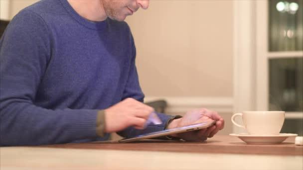Muž, The nejnovější technologie pro použití v domácnosti